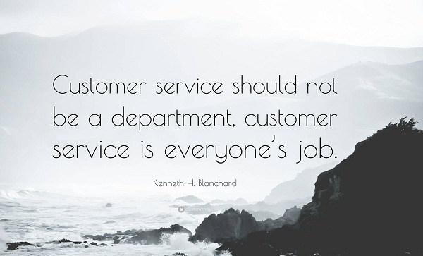 Read more about the article Care is what the customer buys